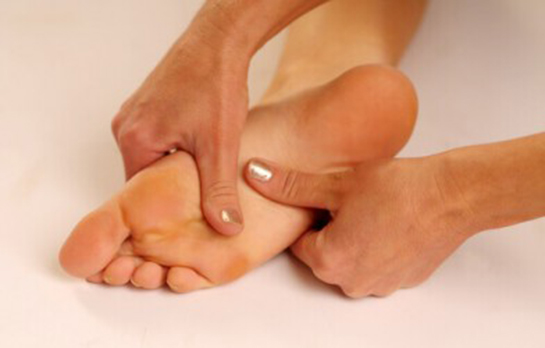 Чем обезболить ногу в домашних условиях